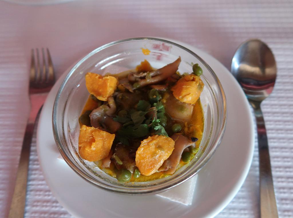 D51. Restaurante Forte e Feio