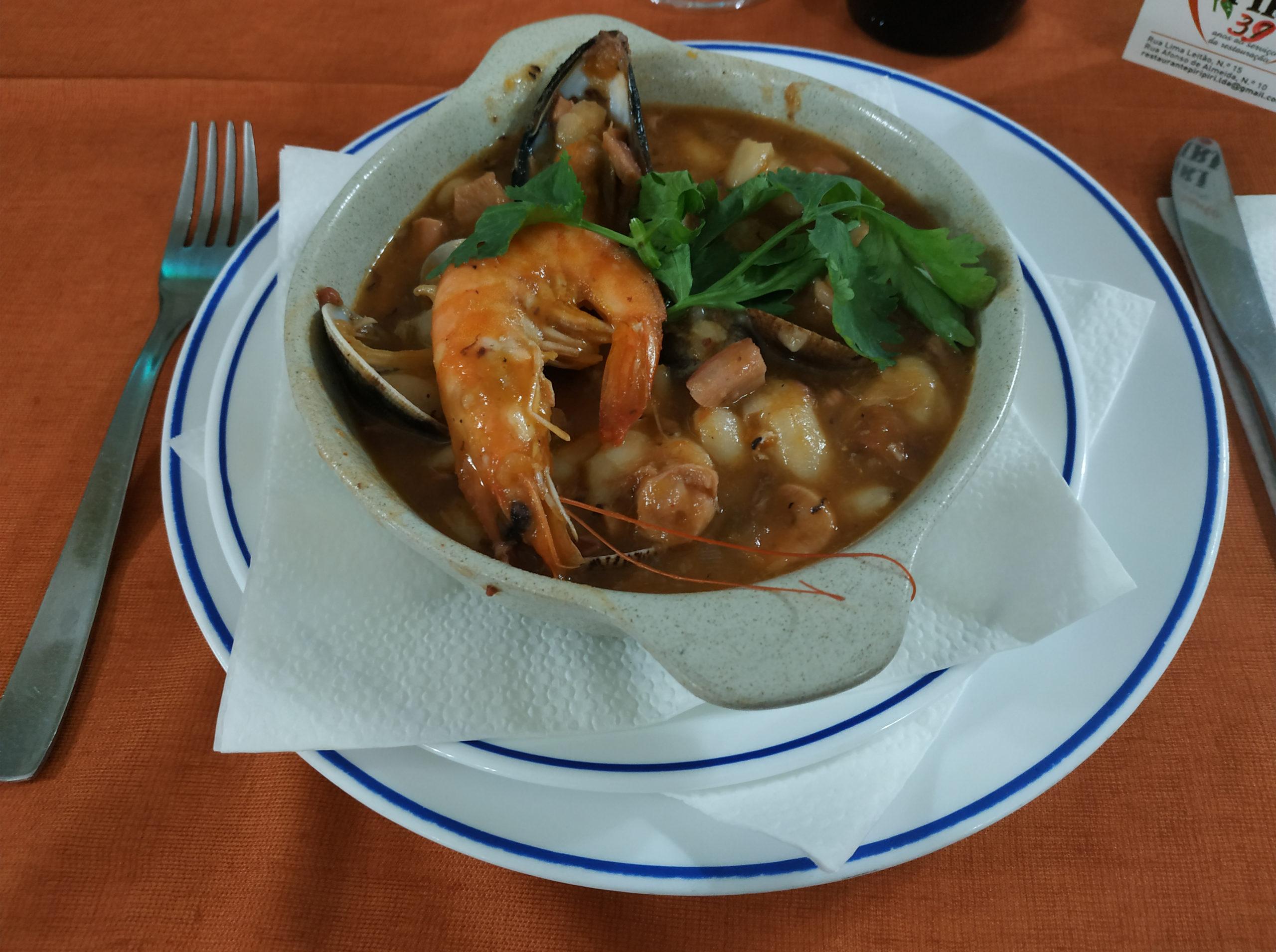 C22. Restaurante Piri-Piri