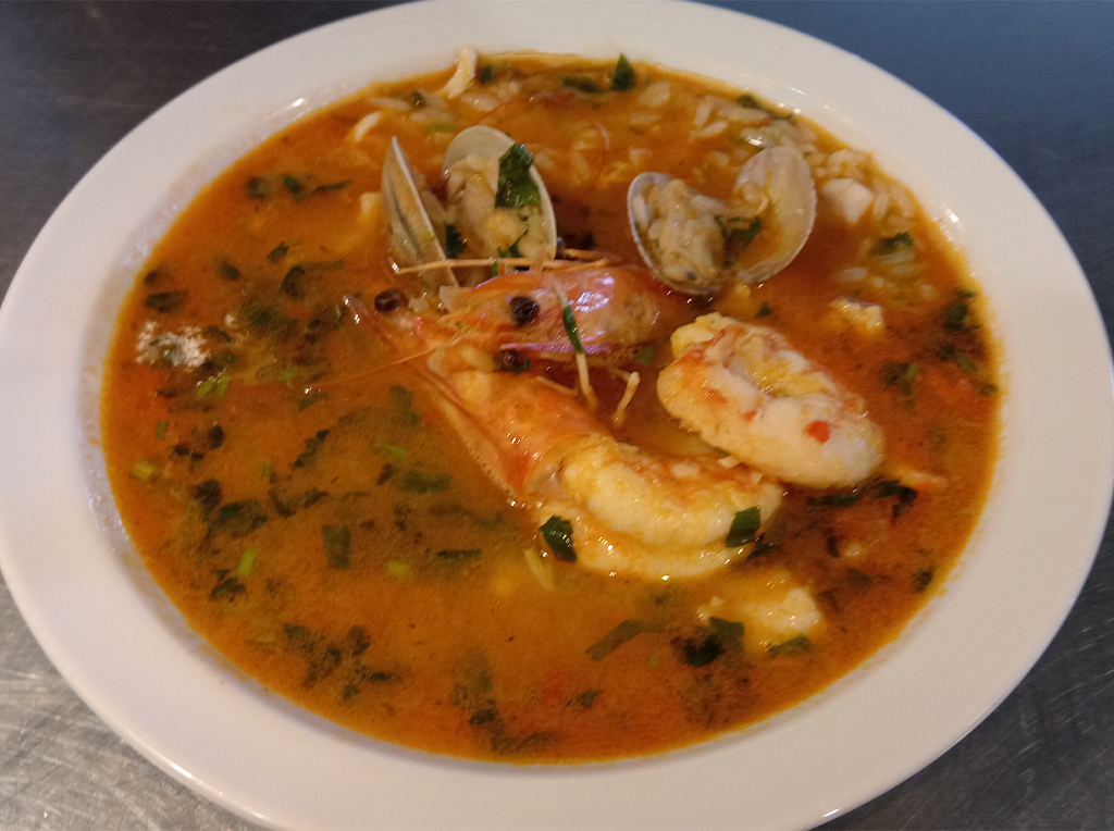 D20. Restaurante Humberto's